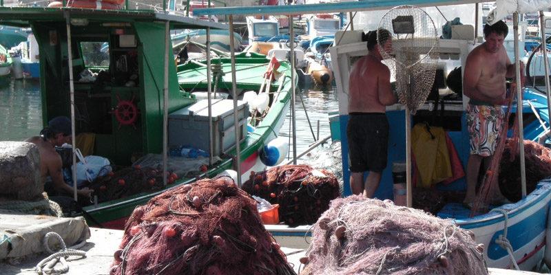 Angelo_Zisa_sicilia_reti_porto_pesca_trapani